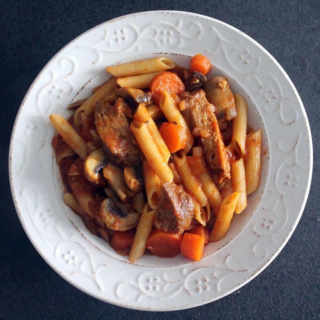 Rosto Recipe Traditional Gibraltar Dish Vegetarian Vegan