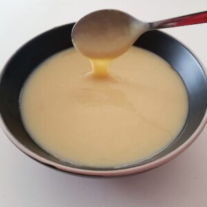Dairy free condensed milk