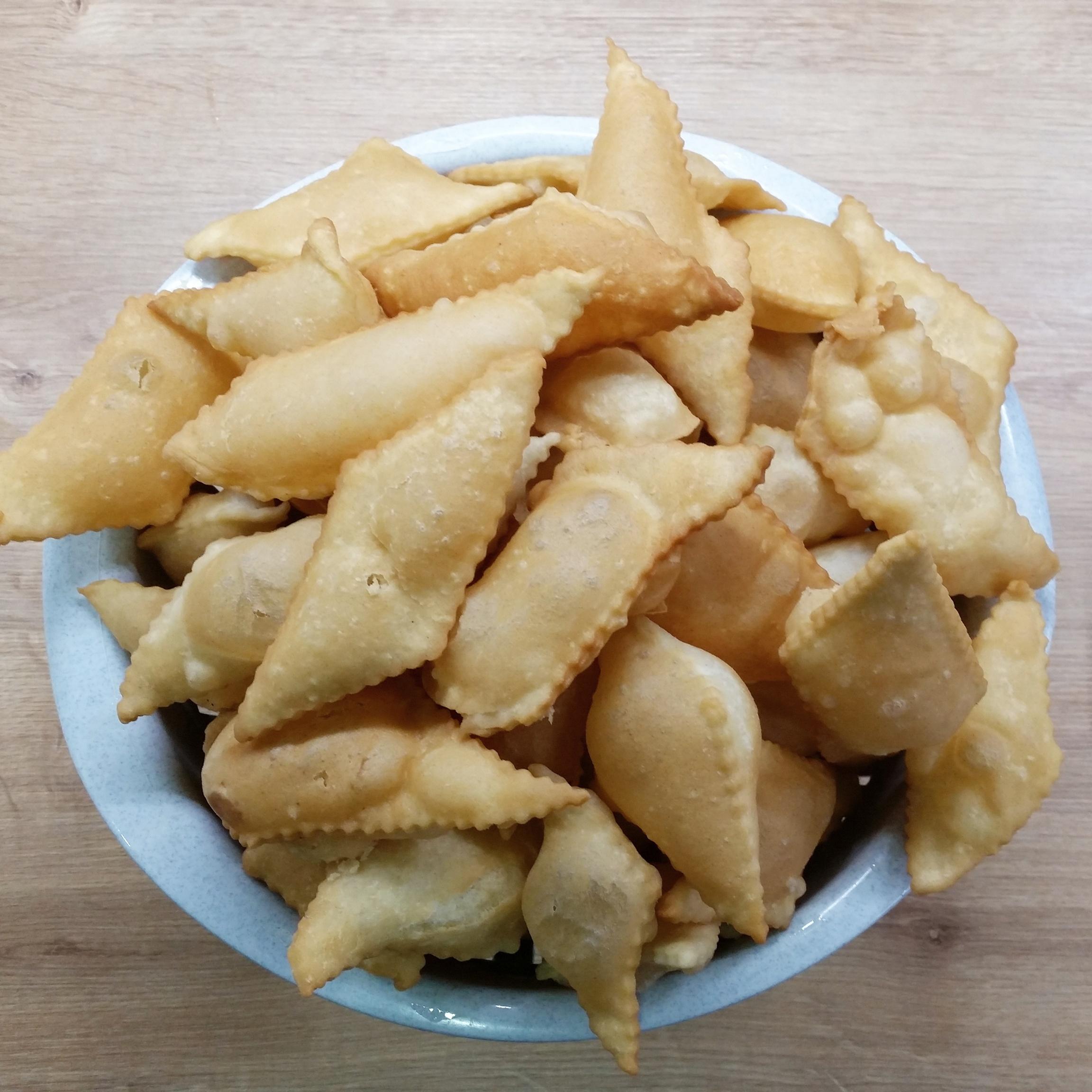 Borrachuelos once fried