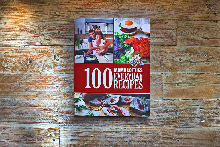 Mama Lotties 100 Everyday Recipes