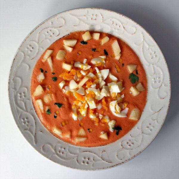 Salmorejo - vegetarian, vegan