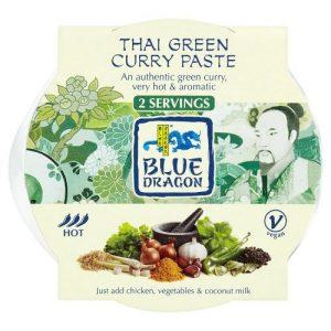 Blue Dragon green Thai curry paste