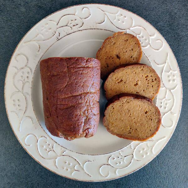 Baked seitan recipe
